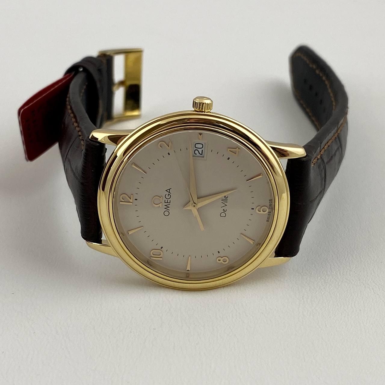 Часы Omega De Ville Prestige 4610.30.02