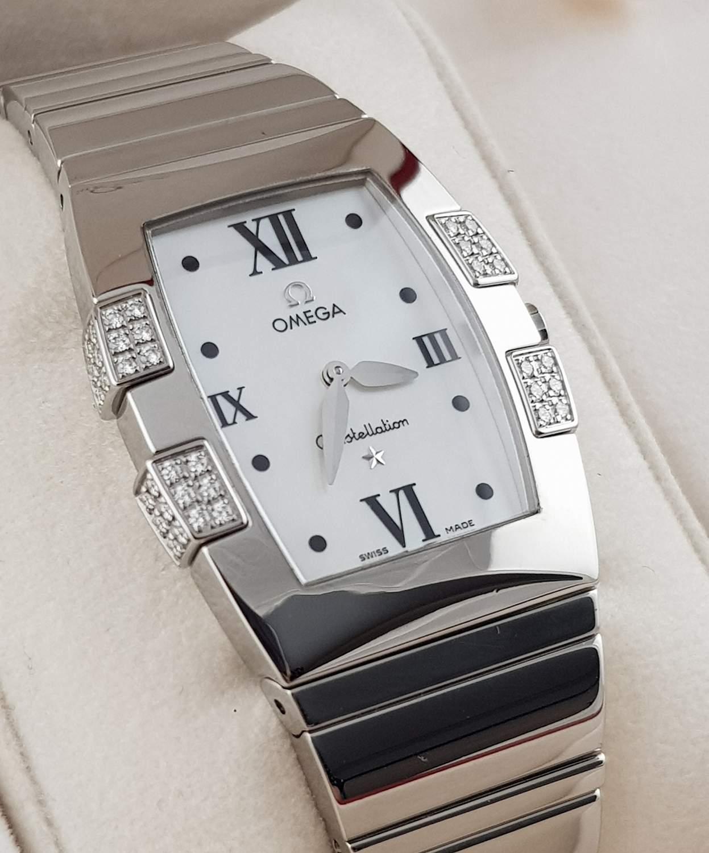 Часы Omega Constellation 1586.70.00