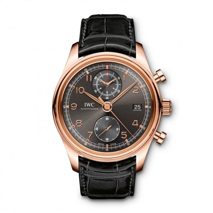 Часы IWC Chronograph Classic Portuguese IW390405