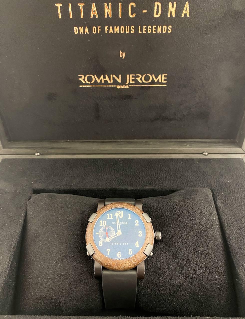 Часы Romain Jerome Titanic - DNA T.0XY3.BBBB.00