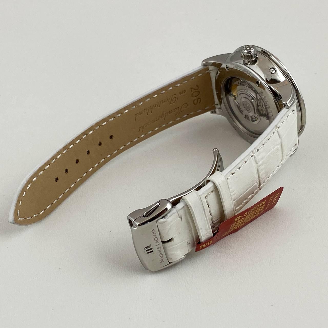 Часы Maurice Lacroix Masterpiece Pashe De Lune MP6428