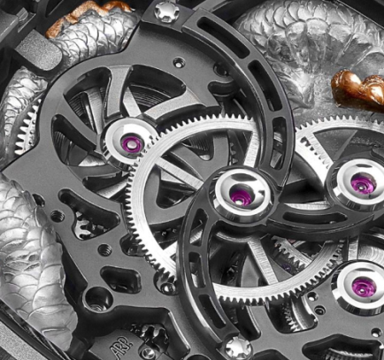 Экспертиза часового механизма