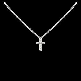Крест Cartier Колье Symboles B7221700