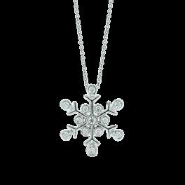 Подвеска Tiffany & Co  с бриллиантами