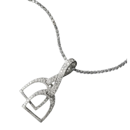 Колье Ralph Lauren Pavé Diamond Necklace RLR 4340 100/ RLR 475 12 00