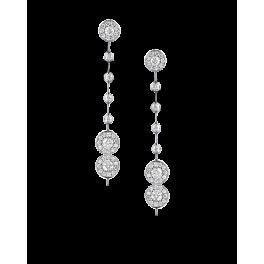 Серьги RalfDiamonds  с бриллиантами