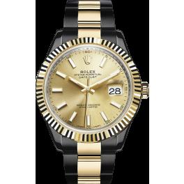 Часы Rolex Datejust II 41mm Steel and Yellow Gold 116333-0009