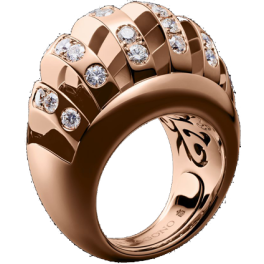 Кольцо с бриллиантом de Grisogono Arcobaleno Collection Ring 51901/04