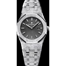 Часы Audemars Piguet Royal Oak Lady Frosted 67653BC.GG.1263BC.02
