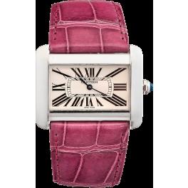 Часы Cartier Tank Divan 2600