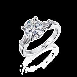 Кольцо с бриллиантом RalfDiamonds  2,02ct J/VS2