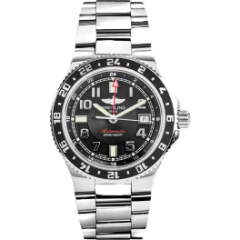 Часы Breitling Superocean GMT A32380
