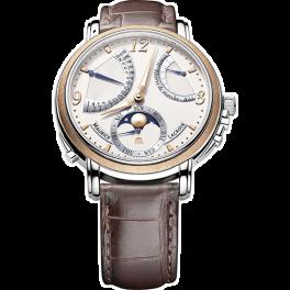 Часы Maurice Lacroix Masterpiece Lune Retrograde MP7078