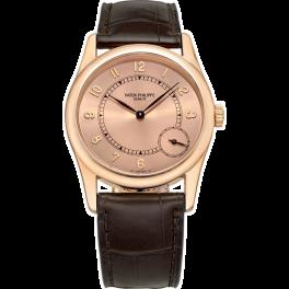 Часы Patek Philippe Calatrava 18K Rose Gold 5000R-001