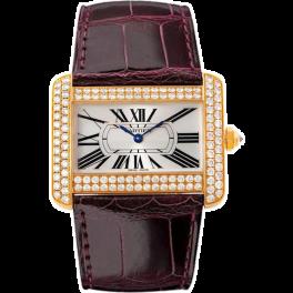 Часы Cartier TANK DIVAN LARGE WA301170