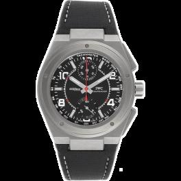 Часы IWC Schaffhausen Ingenieur AMG Chronograph Automatik Titan Herrenuhr IW372504