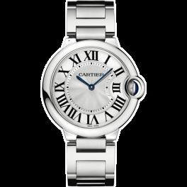 Часы Cartier  Ballon Bleue 3005