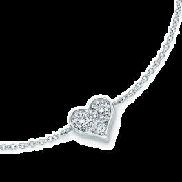 Браслет Tiffany & Co Diamond Heart