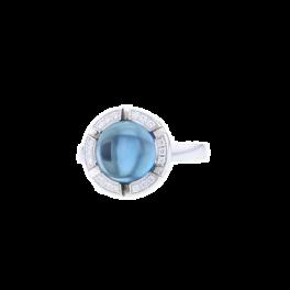 Кольцо с бриллиантом CHAUMET Class-One
