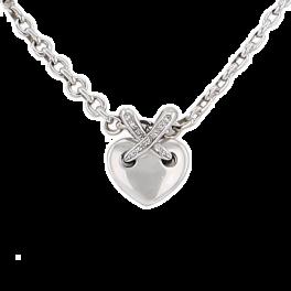 Подвеска CHAUMET Liens Diamond Heart