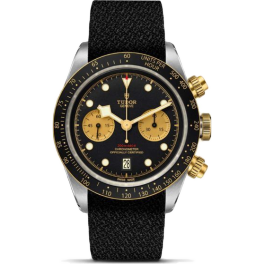 Часы Tudor Black Bay Chrono S&G