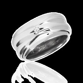 Кольцо с бриллиантом Piaget