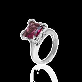 Кольцо с бриллиантом Carrera y Carrera Jazmine Ring