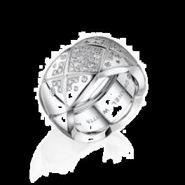 Кольцо с бриллиантом CHANEL Coco Crush Ring J10863