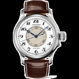 Часы Longines  Weems Second-Setting Watch L27134132