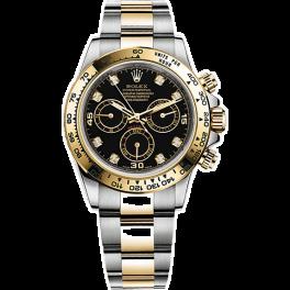 Часы Rolex Daytona Cosmograph 40mm Steel and Yellow Gold 116503