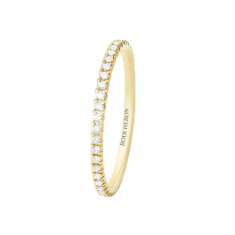 Кольцо с бриллиантом Boucheron  Epure Yellow Gold Diamond Ring