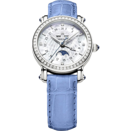 Часы Maurice Lacroix Masterpiece Phase de Lune Dame MP6066