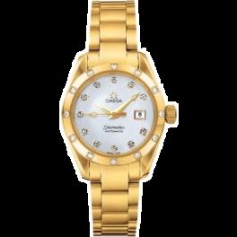 Часы Omega Seamaster Aqua Terra Ladies 21647500