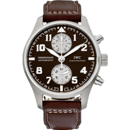 Часы IWC Watch Chronograph Edition Antoine de Saint Exupery  IW387806