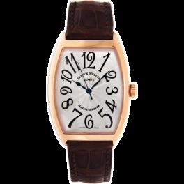 Часы Franck Muller Curvex 18K Rose gold Automatic 6850 SC
