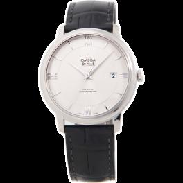Часы Omega De Ville Prestige Co Axial 39,5 mm 424.13.40.20.02.001