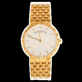 Часы Vacheron Constantin Vintage 18k Yellow Gold 81162