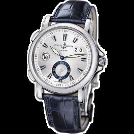 Часы Ulysse Nardin Classical Dual Time 243-55/91