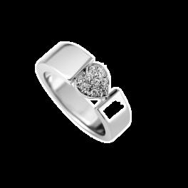 Кольцо с бриллиантом Piaget  Juliet G34J0353