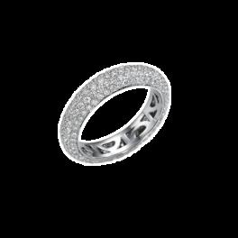 Кольцо с бриллиантом Bellini Gioielli