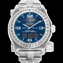 Часы Breitling Emergency Superquartz Titanium E76321