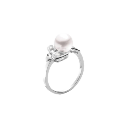 Кольцо с бриллиантом Mikimoto  Eve MRH10003ADXW