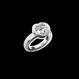Кольцо с бриллиантом Chopard  Happy Diamonds Very  827790-1110