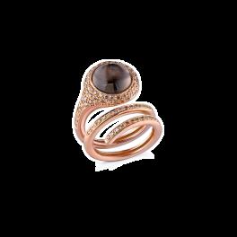 Кольцо с бриллиантом Antonini