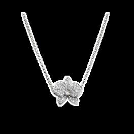 Колье Cartier  Caresse d'Orchidées par  B7015300