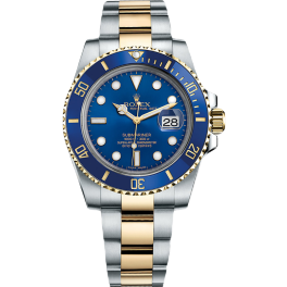Часы Rolex Submariner Date 40mm Steel And Yellow Gold Ceramic 116613LB