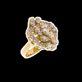 Кольцо с бриллиантом RalfDiamonds  с бриллиантами 2,28ct