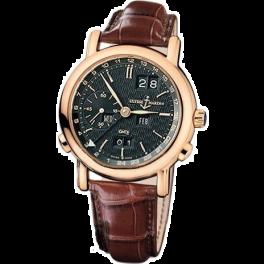 Часы Ulysse Nardin Perpetual-calendars-gmt 321-22