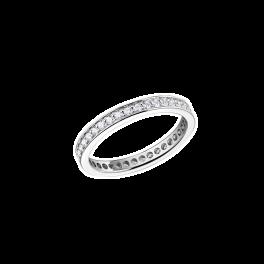 Кольцо с бриллиантом Cartier  Ballerine