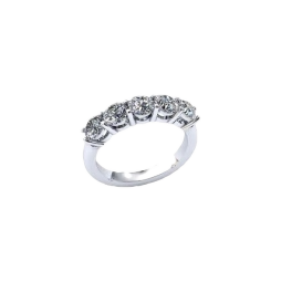 Кольцо с бриллиантом No name  с бриллиантами 1,54ct